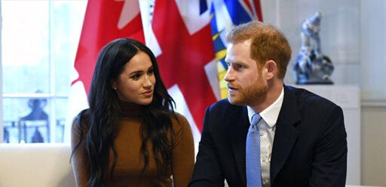 القصر الملكي يُعلن طلاق الأمير هاري وميغان ماركل!