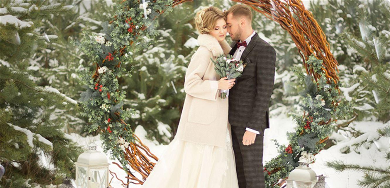 إذا كنت تخططين لإقامة حفل زفافك في الشتاء.. ستحصلين على 6 فوائد