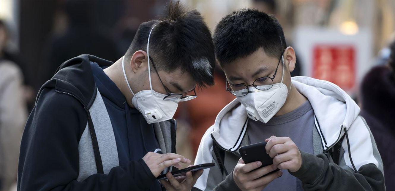 """انخفاض حاد في مبيعات الهواتف الذكية في الصين بسبب """"كورونا"""""""