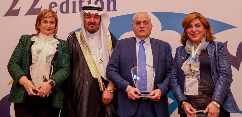 3 جوائز لشخصيات لبنانية خلال فعاليات مجلس وزراء الصحة العرب